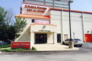 Image of Public Storage - Indianapolis - 933 N Illinois St Facility at 933 N Illinois St  Indianapolis, IN