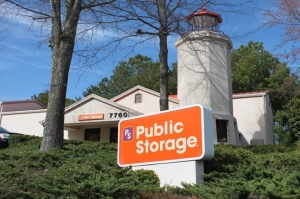Image of Public Storage - Sandy Springs - 7760 Roswell Road Facility at 7760 Roswell Road  Sandy Springs, GA