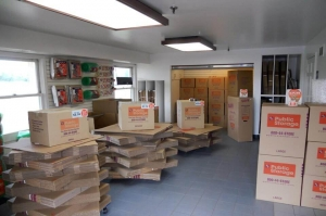 Image of Public Storage - Taylor - 9300 Pelham Road Facility on 9300 Pelham Road  in Taylor, MI - View 3
