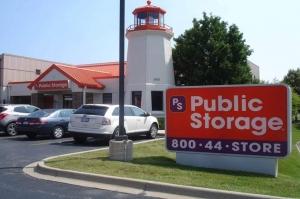 Image of Public Storage - Rochester Hills - 1920 Enterprise Drive Facility at 1920 Enterprise Drive  Rochester Hills, MI