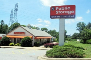 Public Storage - Greensboro - 1110 East Cone Blvd