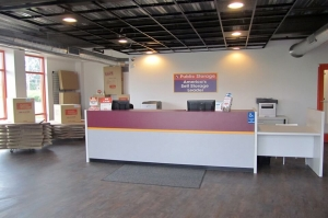Image of Public Storage - Charlotte - 5607 S Tryon St Facility on 5607 S Tryon St  in Charlotte, NC - View 3