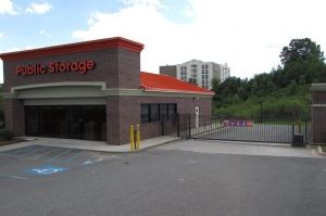 Image of Public Storage - Charlotte - 7828 N Tryon St Facility at 7828 N Tryon St  Charlotte, NC