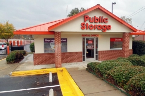 Image of Public Storage - Charlotte - 4730 N Tryon St Facility at 4730 N Tryon St  Charlotte, NC