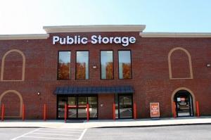 Image of Public Storage - Alpharetta - 530 S Main St Facility at 530 S Main St  Alpharetta, GA