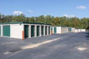 Image of Public Storage - Holly Springs - 2881 Broad Street Facility on 2881 Broad Street  in Holly Springs, NC - View 2