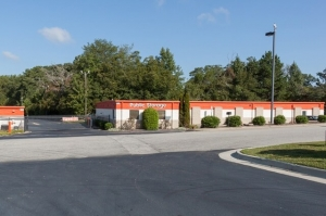Public Storage - Holly Springs - 2881 Broad Street - Photo 1