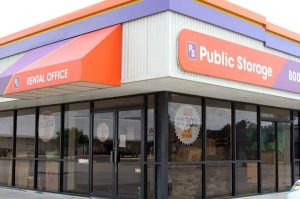 Image of Public Storage - Oklahoma City - 2809 W I 240 Service Rd Ste 405 Facility at 2809 W I 240 Service Rd Ste 405  Oklahoma City, OK