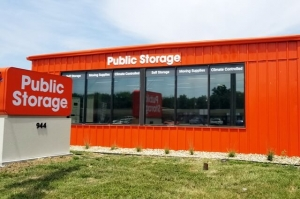 Image of Public Storage - Lawrence - 2223 Haskell Ave Facility at 2223 Haskell Ave  Lawrence, KS