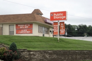 Image of Public Storage - St Louis - 3192 S Brentwood Blvd Facility at 3192 S Brentwood Blvd  St Louis, MO