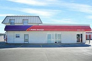 Image of Public Storage - Oklahoma City - 7220 W Reno Ave Facility at 7220 W Reno Ave  Oklahoma City, OK