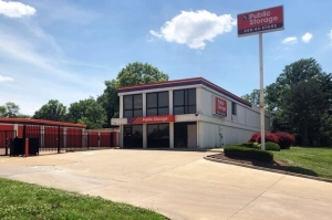 Image of Public Storage - St Louis - 9722 Gravois Road Facility at 9722 Gravois Road  St Louis, MO
