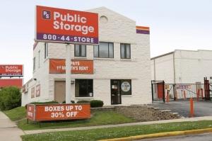 Image of Public Storage - Chicago - 2351 N Harlem Ave Facility at 2351 N Harlem Ave  Chicago, IL