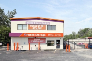 Image of Public Storage - St Charles - 4100 East Main Street Facility at 4100 East Main Street  St Charles, IL
