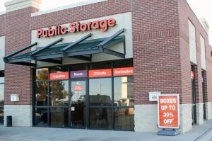 Image of Public Storage - Oklahoma City - 7825 S Walker Ave Facility at 7825 S Walker Ave  Oklahoma City, OK