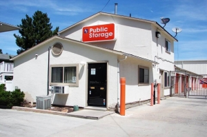 Public Storage - Salt Lake City - 1545 E 3900 South Street - Photo 1