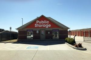 Image of Public Storage - Oklahoma City - 6814 NW 122nd St Facility at 6814 NW 122nd St  Oklahoma City, OK