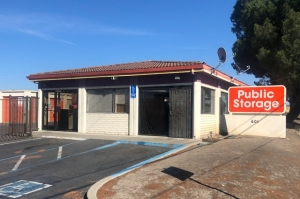 Image of Public Storage - Antioch - 601 Sunset Drive Facility at 601 Sunset Drive  Antioch, CA