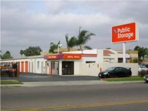 Image of Public Storage - El Cajon - 1510 N Magnolia Ave Facility at 1510 N Magnolia Ave  El Cajon, CA