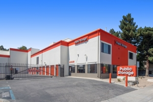 Image of Public Storage - Mountain View - 830 N Rengstorff Ave Facility at 830 N Rengstorff Ave  Mountain View, CA