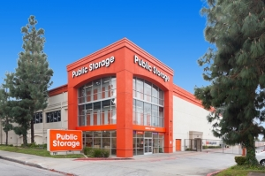 Image of Public Storage - Azusa - 791 S Azusa Ave Facility at 791 S Azusa Ave  Azusa, CA