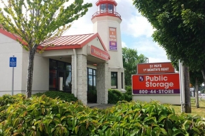 Image of Public Storage - Tigard - 15700 SW Pacific Hwy Facility at 15700 SW Pacific Hwy  Tigard, OR