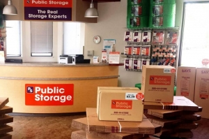Image of Public Storage - Beaverton - 16851 NW Cornell Road Facility on 16851 NW Cornell Road  in Beaverton, OR - View 3