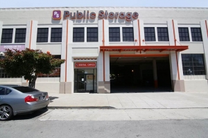 Image of Public Storage - San Francisco - 99 S Van Ness Ave Facility at 99 S Van Ness Ave  San Francisco, CA