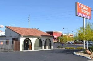 Image of Public Storage - Las Vegas - 5050 W Charleston Blvd Facility at 5050 W Charleston Blvd  Las Vegas, NV