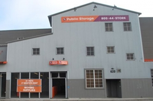 Public Storage - Berkeley - 620 Harrison St