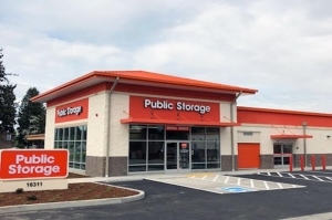Image of Public Storage - Puyallup - 16311 Meridian Ave E Facility at 16311 Meridian Ave E  Puyallup, WA