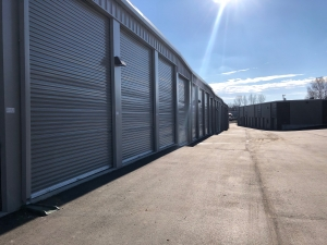 Image of StorTropolis Self Storage - Shawnee Facility on 20500 West 66th Terrace  in Shawnee, KS - View 3