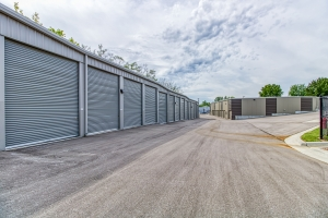 Image of StorTropolis Self Storage - Shawnee Facility on 20500 West 66th Terrace  in Shawnee, KS - View 2