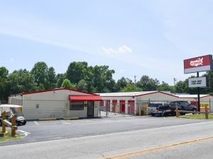 Image of Storage Rentals of America - Easley - Powdersville Rd Facility on 638 Powdersville Road  in Easley, SC - View 2