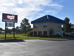 Image of Storage Rentals of America - Sumter - Broad St Facility at 4194 Broad Street  Sumter, SC