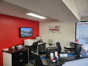 Image of Storage Rentals of America - Simpsonville - Grandview Dr. Facility on 2926 Grandview Drive  in Simpsonville, SC - View 3