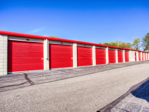 Image of Storage Rentals of America - Romulus - Ecorse Rd Facility on 28266 Ecorse Road  in Romulus, MI - View 3