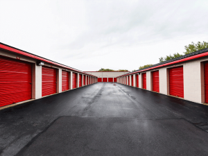 Image of Storage Rentals of America - Comstock Park Facility at 3718 Alpine Avenue Northwest  Comstock Park, MI
