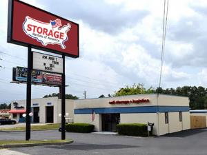 Storage Units at Storage Rentals of America - Augusta - Wrightsboro Rd - 3353 Wrightsboro Road