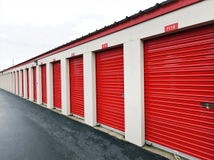 Image of Storage Rentals of America - Wyoming Facility on 2621 Burlingame Ave SW  in Wyoming, MI - View 2