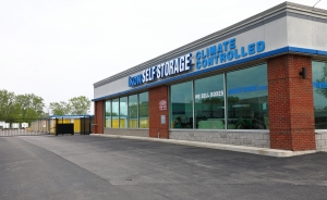 Image of Ikon Self Storage Facility on 1777 Union Road  in West Seneca, NY - View 2