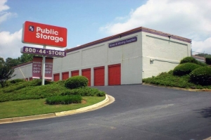 Public Storage - Atlanta - 1387 Northside Drive - Photo 1