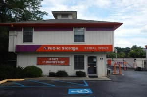 Image of Public Storage - Greenville - 36 Pine Knoll Drive Facility at 36 Pine Knoll Drive  Greenville, SC