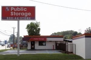 Image of Public Storage - Greensboro - 5714 W Market St Facility at 5714 W Market St  Greensboro, NC