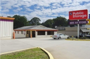 Image of Public Storage - Forest Park - 4554 Jonesboro Road Facility at 4554 Jonesboro Road  Forest Park, GA
