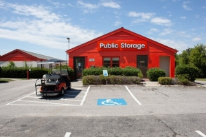 Image of Public Storage - Columbia - 7923 Garners Ferry Rd Facility at 7923 Garners Ferry Rd  Columbia, SC