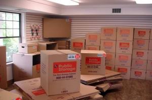 Image of Public Storage - Fraser - 32775 Groesbeck Hwy Facility on 32775 Groesbeck Hwy  in Fraser, MI - View 3