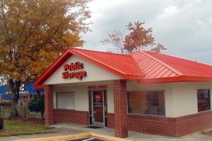 Image of Public Storage - Charlotte - 5641 N Sharon Amity Rd Facility at 5641 N Sharon Amity Rd  Charlotte, NC