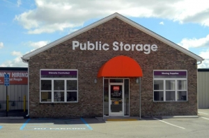 Image of Public Storage - Hamilton - 3461 Tylersville Rd Facility at 3461 Tylersville Rd  Hamilton, OH