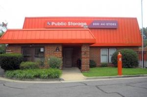 Image of Public Storage - Alexandria - 7501 Fordson Road Facility at 7501 Fordson Road  Alexandria, VA